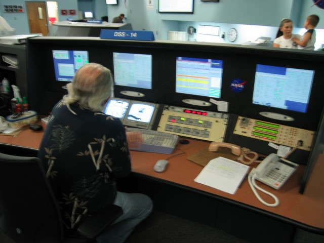 Goldstone Dsn Complex Tour Not Your Average Engineer