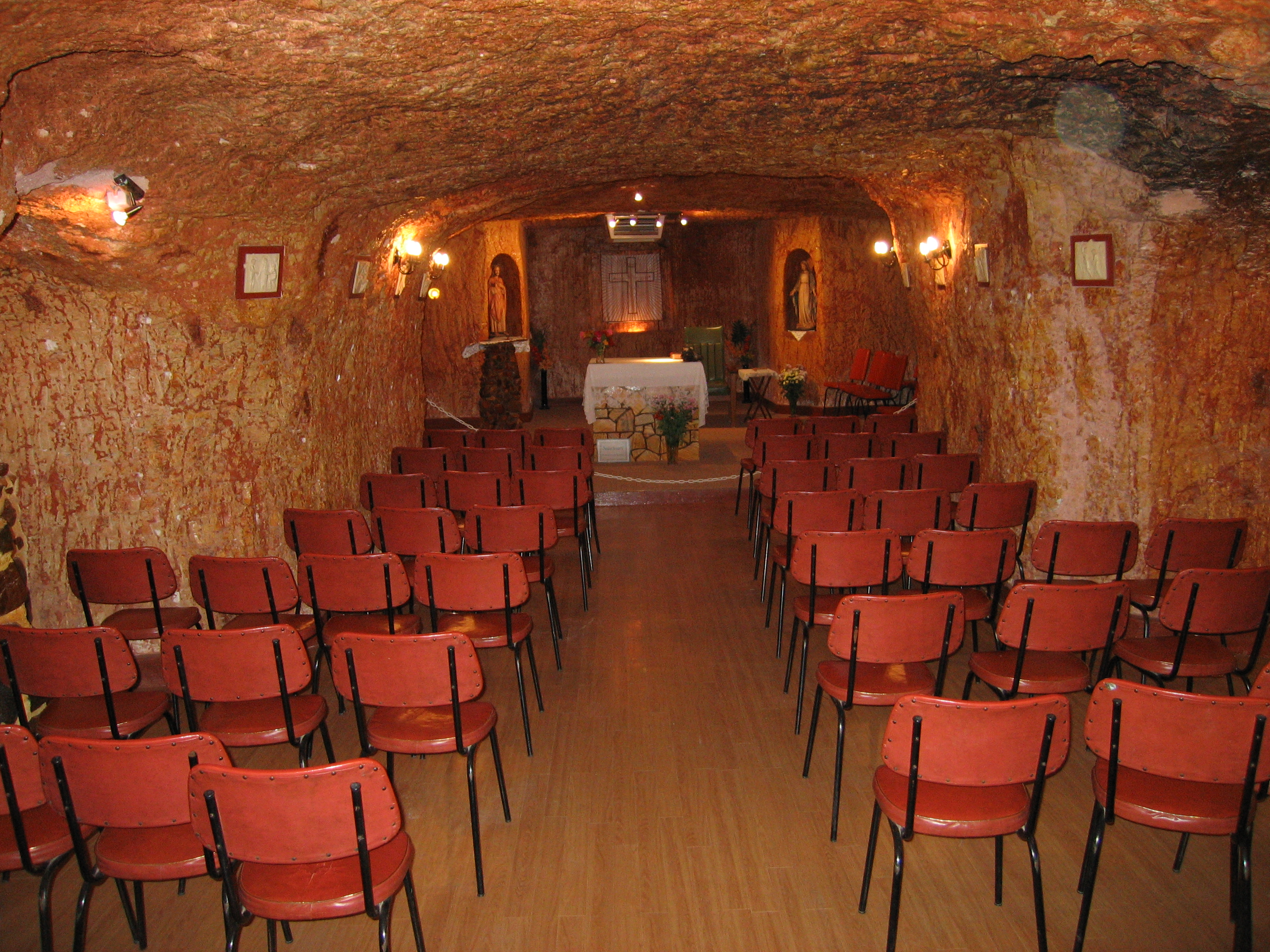 The Underground Churches Of Coober Pedy Not Your Average