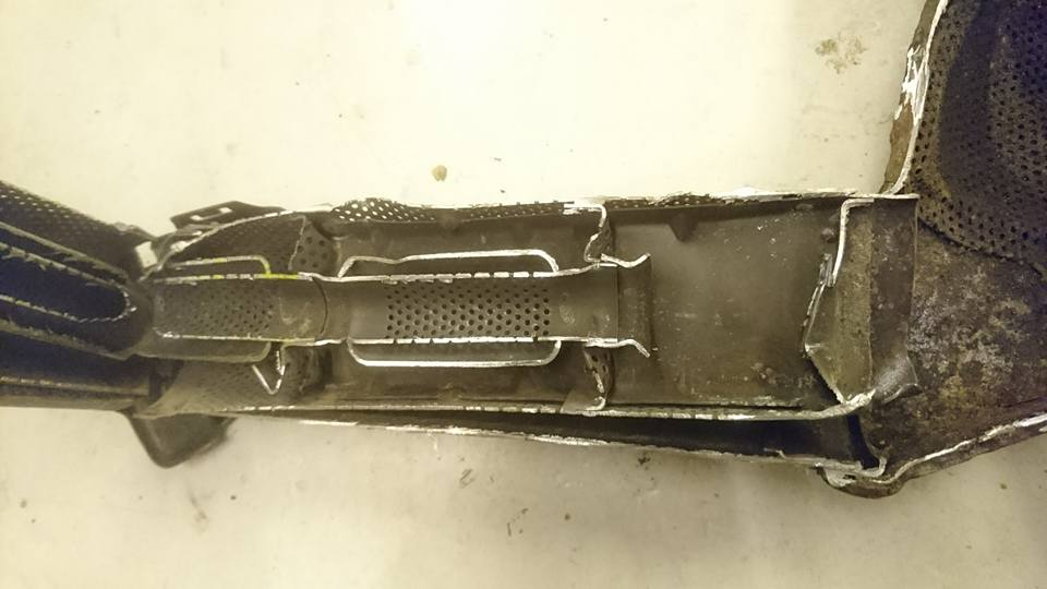 Honda Pacific Coast Exhaust Dissection Not Your Average